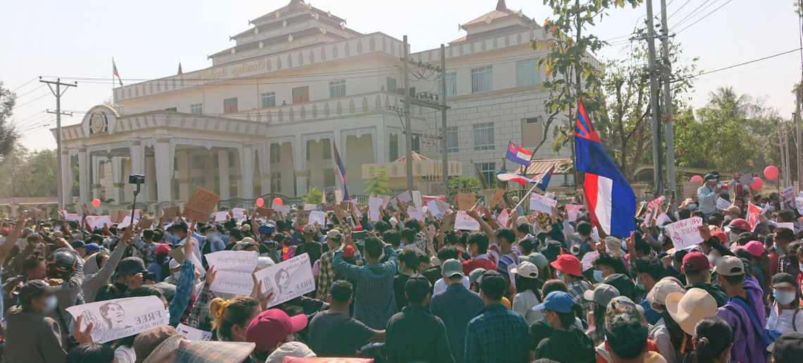 The activist pressuring Dominic Raab on Myanmar: In Conversation with Wai Hnin Pwint Thon
